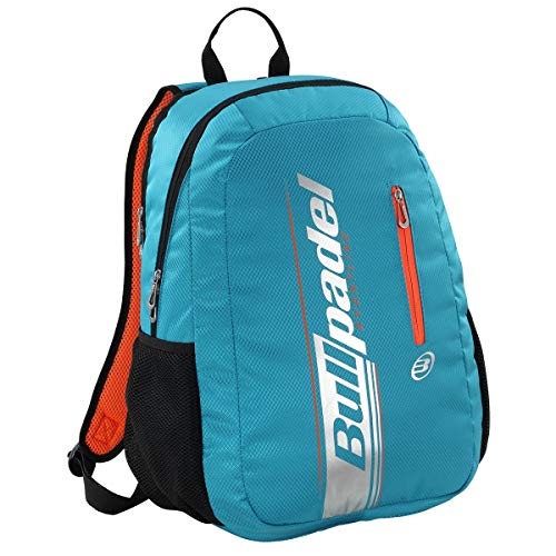 Bull padel Mochila BPM19002 Mid Backpack 2019 Azul Adultos unisex, Multicolor, Talla unica