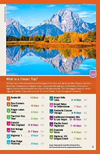 Lonely Planet USA's Most Useful Trips (Trips Country) - 51knJZ4hXNL