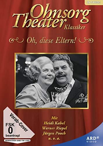 Ohnsorg-Theater Klassiker: Oh, diese Eltern!