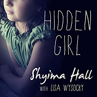 Hidden Girl audiobook cover art