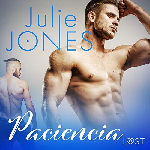 Diseño de la portada del título Paciencia