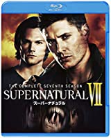 SUPERNATURAL <セブン> コンプリート・セット (4枚組) [Blu-ray]