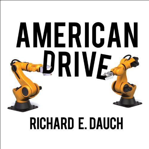 American Drive audiobook cover art