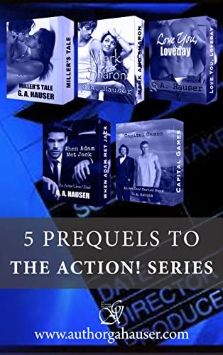 5 Prequels to the Action Series Miller s Tale Mark Sharon Loveyou Loveday Capital Games When product image