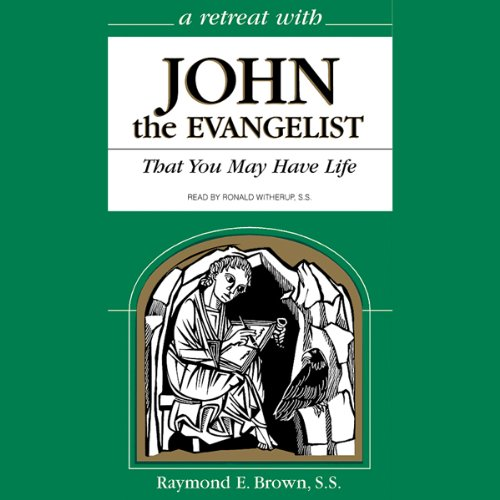 A Retreat with John the Evangelist audiobook cover art