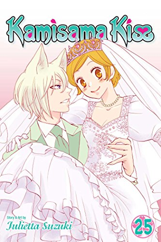 Kamisama Kiss Volume 25