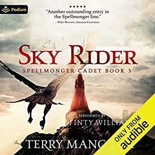 Sky Rider cover art