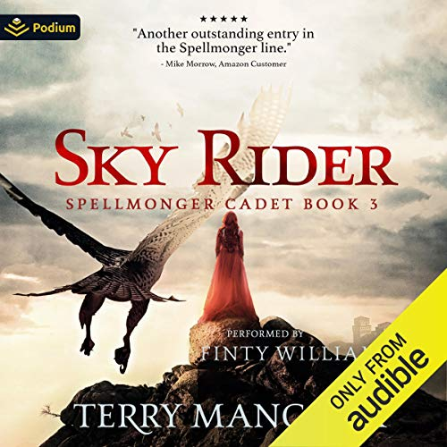 Sky Rider  By  cover art