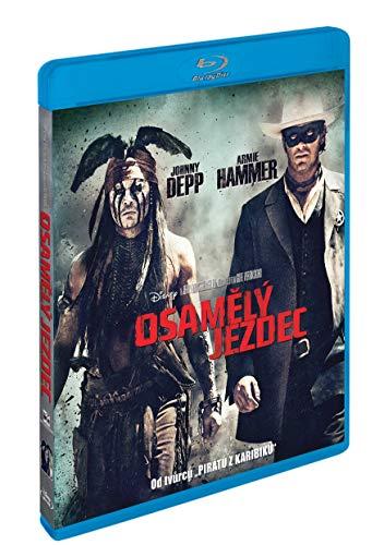 Osamely jezdec BD / The Lone Ranger (czech version)
