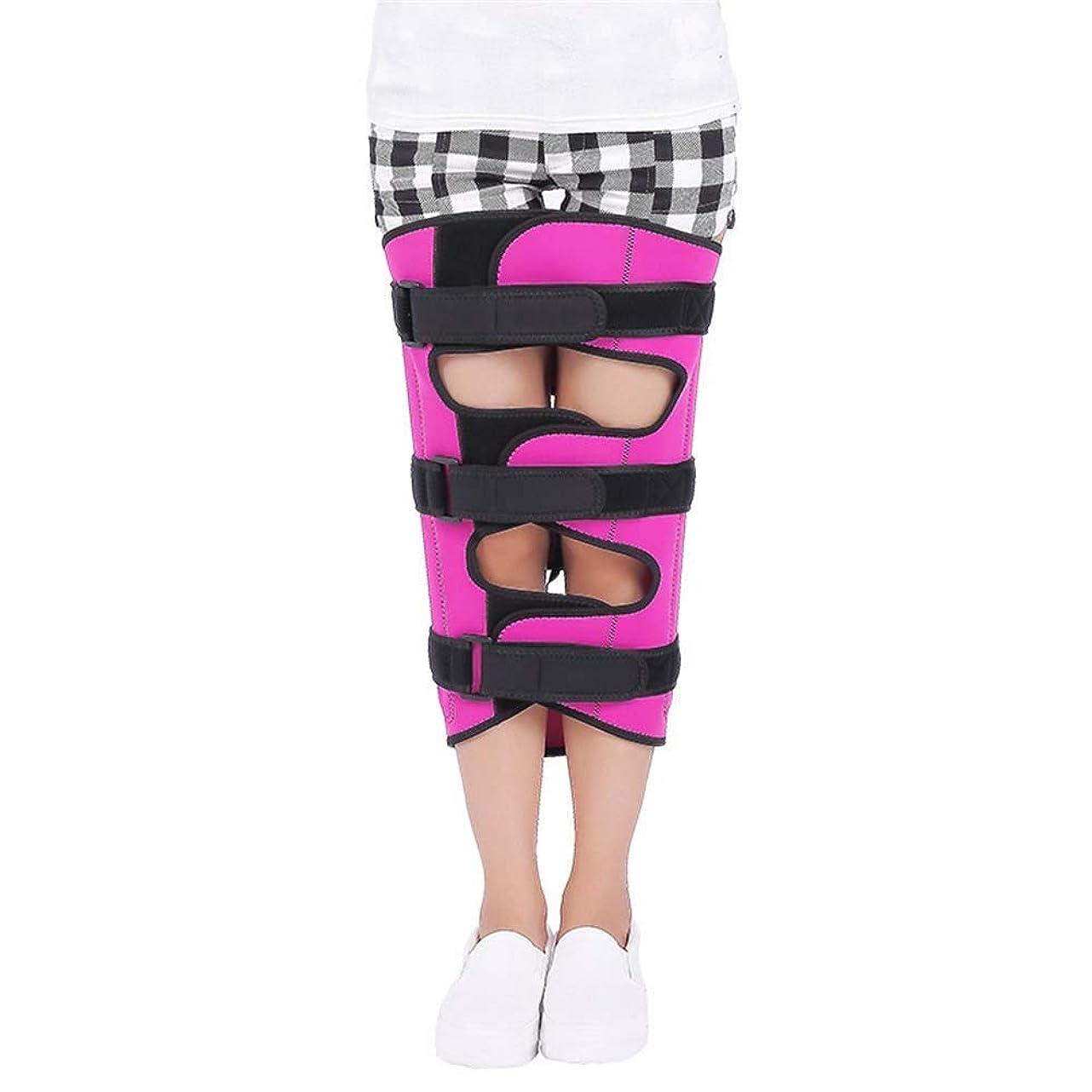 衣服最悪非互換脚姿勢補正ベルト、脚補正ベルトバンドは、XOタイプの脚用のベルト耐久性素材脚補正装置を真っ直ぐにします。,L