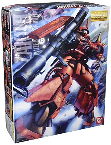 Gundam MS-06R-2 Zaku II Johnny Ridden Custom Ver 2.0 MG 1/100 Scale [Toy] (japan import)