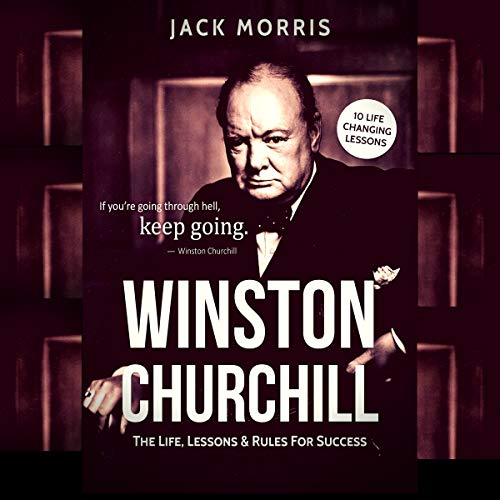 Winston Churchill: The Life, Lessons & Rules for Success Titelbild