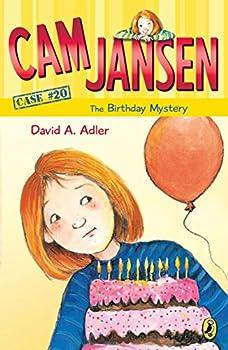 Cam Jansen the Birthday Mystery #20