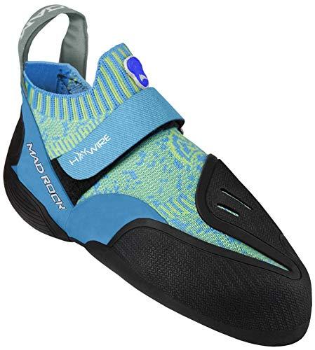 Mad Rock Haywire Kletterschuhe Teal Schuhgröße US 6 | EU 38 2020 Boulderschuhe