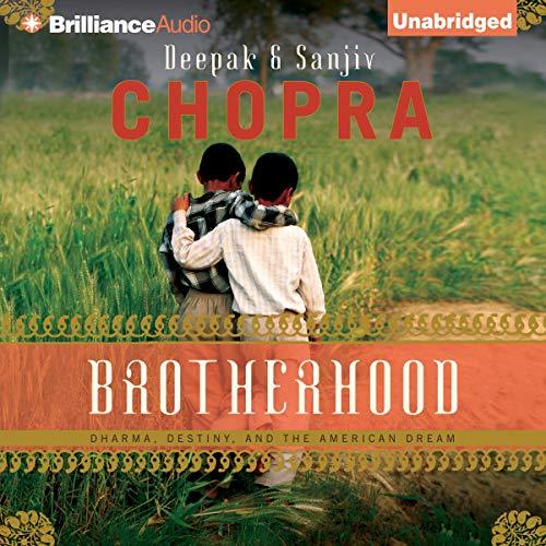 Couverture de Brotherhood