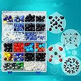 MKULOUS 1008 Pz  Modelo Molecular   Química Orgánica E Inorgánica   Química Científica Molecular Modelos Enlaces Enseñanza Kit