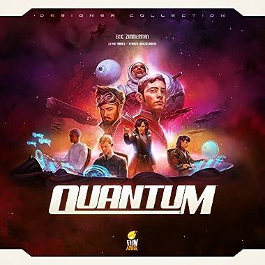 Funforge Quantum: Revised Edition Board Game