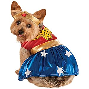 DC Comics Wonder Woman Pet Costume