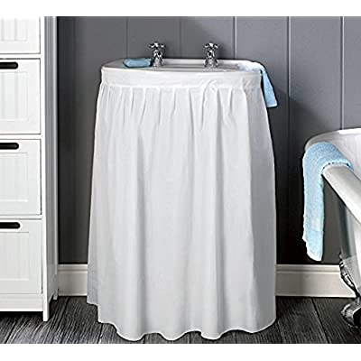 Cheap Bathroom Kitchen Sink Skirt Curtain Self Adhesive Fastening Price Comparison For Bathroom Kitchen Sink Skirt Curtain Self Adhesive Fastening Prices On Www 123pricecheck Com Search Our Home Section Here