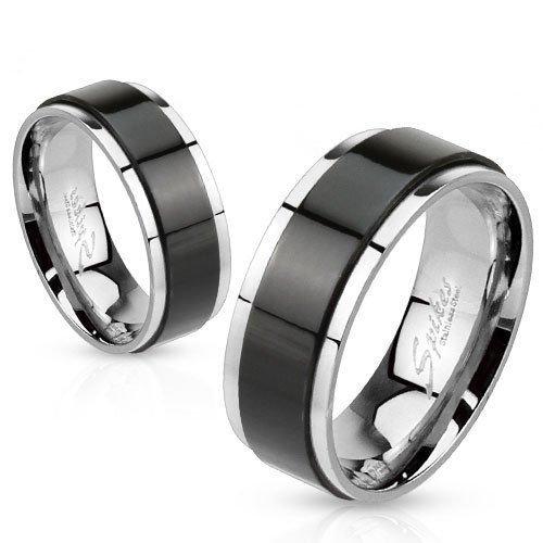 MyPrettyPiercing Unisex Anch del anilloo: 8 mm.
