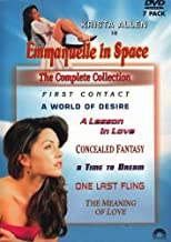 Emmanuelle in Space - The Complete Collection by Krista Allen