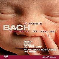 Cantatas La Nativite Bwv 61 122 123 & 182 (Hybr)