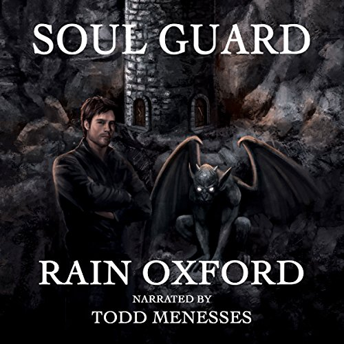 Soul Guard audiobook cover art