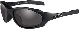 Wiley X XL-1 Advanced COMM Glasses - Smoke Gray + Clear + Light Rust Lens/Matte Black Frame