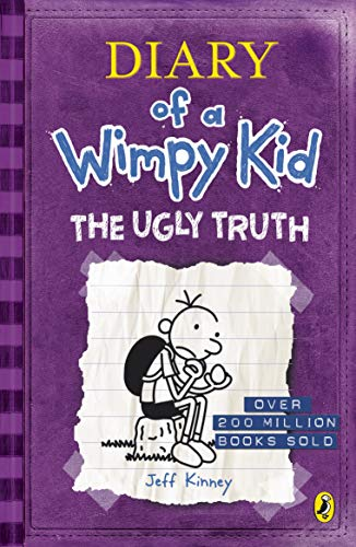 DIARY OF A WIMPY KID THE UGLY TRUTH: 5
