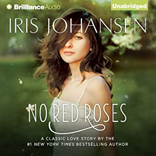 No Red Roses audiobook cover art