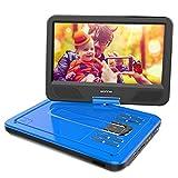 WONNIE 2019 Upgrade Lecteur DVD Portable 12,5'avec écran Rotatif à 270 °, Voiture...