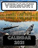 Vermont Calendar 2021