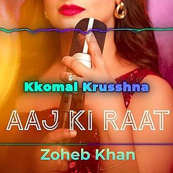 Aaj Ki Raat (Cover)