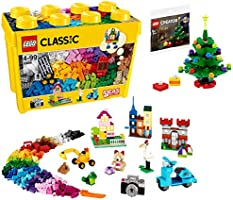 レゴ(LEGO) クラシック 黄色のアイデアボックス <スペシャル> 10698