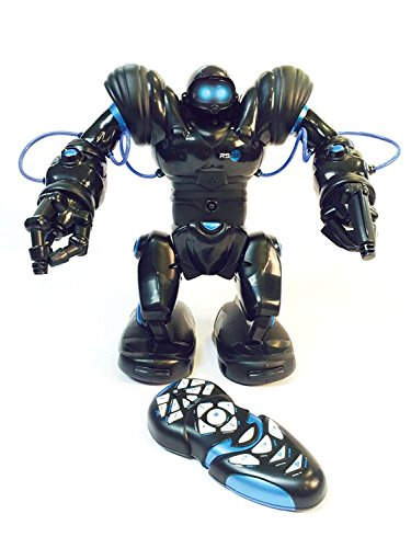 WowWee Robosapien Blue - Interactive RC Robot for Kids