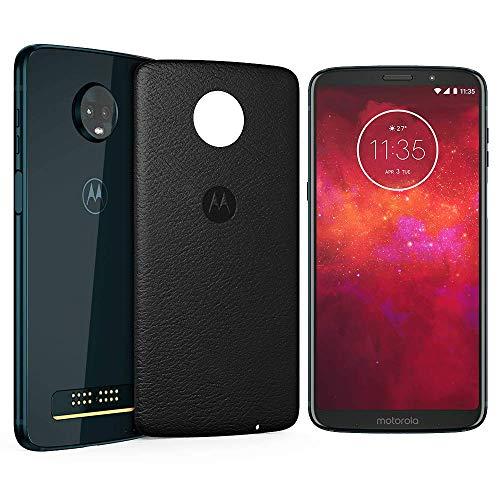 "Smartphone, Motorola, Moto Z3 Play Style Edition, XT1929, 64 GB, 6.0"", Indigo"