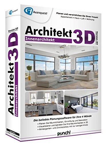 Architekt 3D X9 Innenarchitekt