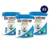 Biostime SN-2 Bio Plus - Lait infantile Bio 3ème âge en poudre de 10 à 36 mois...