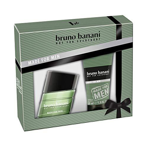 Bruno Banani Bruno banani duftset made for man eau de toilette 30ml showergel 50ml 1er pack 1 x 80 ml