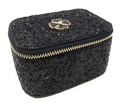 Kate Spade New York Jewelry Holder Travel Box Odette Glitter