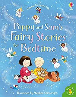 Poppy and Sam's Book of Fairy Stories for Bedtime