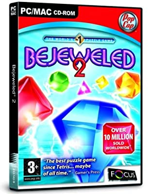 Bejeweled 2 (Mac/PC CD)