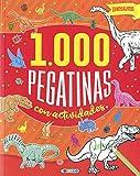 Dinosaurios 1.000 pegatinas con actividades