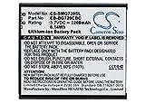 Battery Replacement for Samsung Galaxy Grand Max Galaxy Grand 3 Galaxy Grand 3 Duos SM-G7200 SM-G7202 SM-G7202D SM-G720AX SM-G720N0 EB-BG720CBC EB-BG720CBK