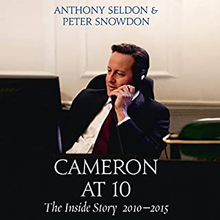 Cameron at 10: The Inside Story 2010 - 2015 cover art