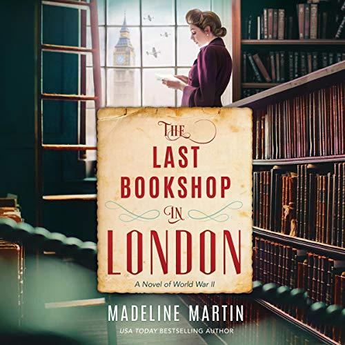 The Last Bookshop in London cover art