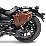 Bisaccia Solo Moto Guzzi V7 II Stone / V7 III Stone Craftride Arizona I 3l Marrone
