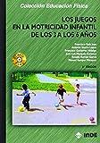 Los juegos en la motricidad infantil de los 3 a los 6 años (libro + CD) (Educación Física... Juegos) - 9788495114938: 154