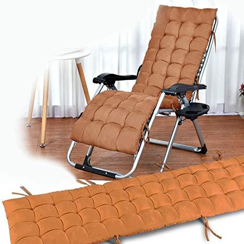 Chaise Balancelle Loisirs avec Coussins de Jardin Fauteuil inclinable Fauteuil inclinable Terrasse extérieure réglable Pliable Confortable Lounger Extra Large Patio Longue Fauteuil incli