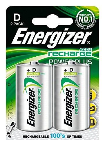 Energizer Batteries Power Plus VE2